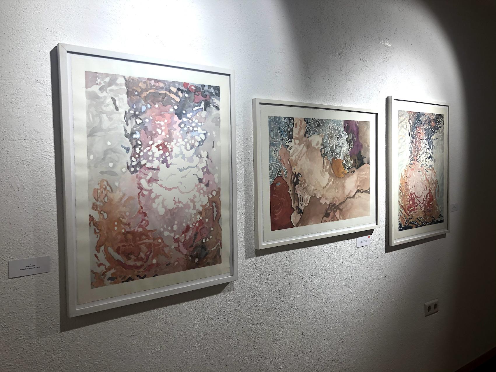 Ausstellung_Peter Baldinger_Galerie Frank Wien