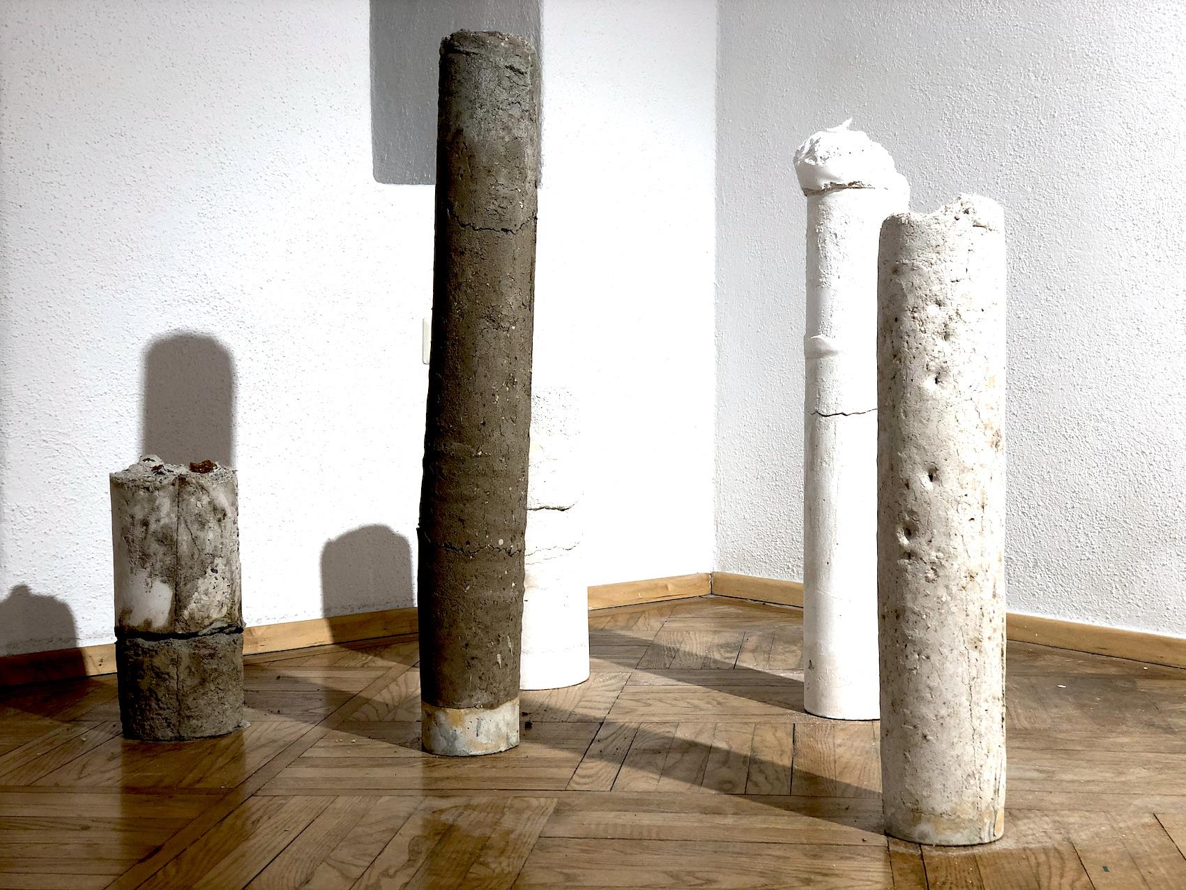 Ausstellung_Sven Borger_Andreas Perkmann Berger_Marit Wolters_Markus Zeber_Reinhold Zisser_Galerie Frank Wien