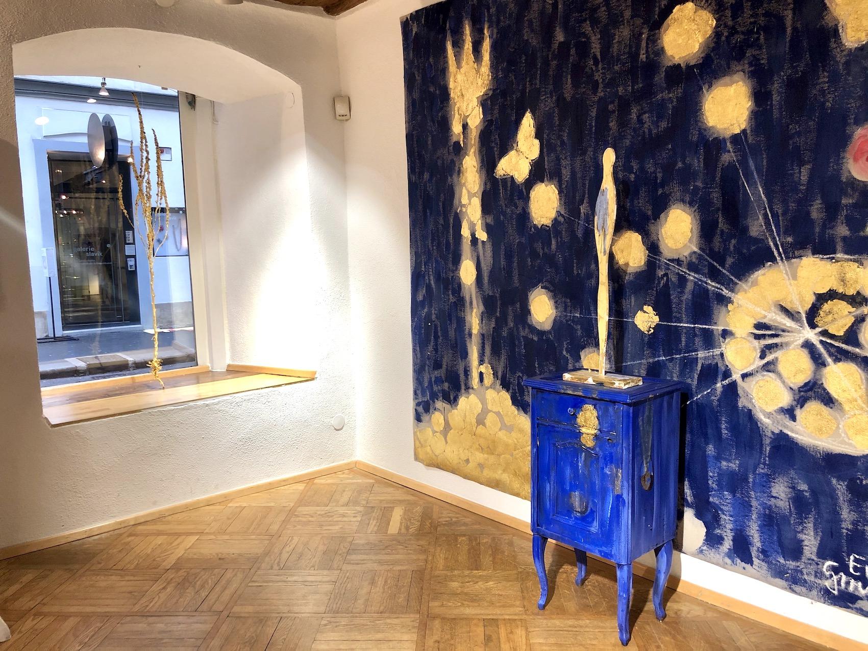 Ausstellung_Rudol Leitner Gründberg_Galerie Frank Wien