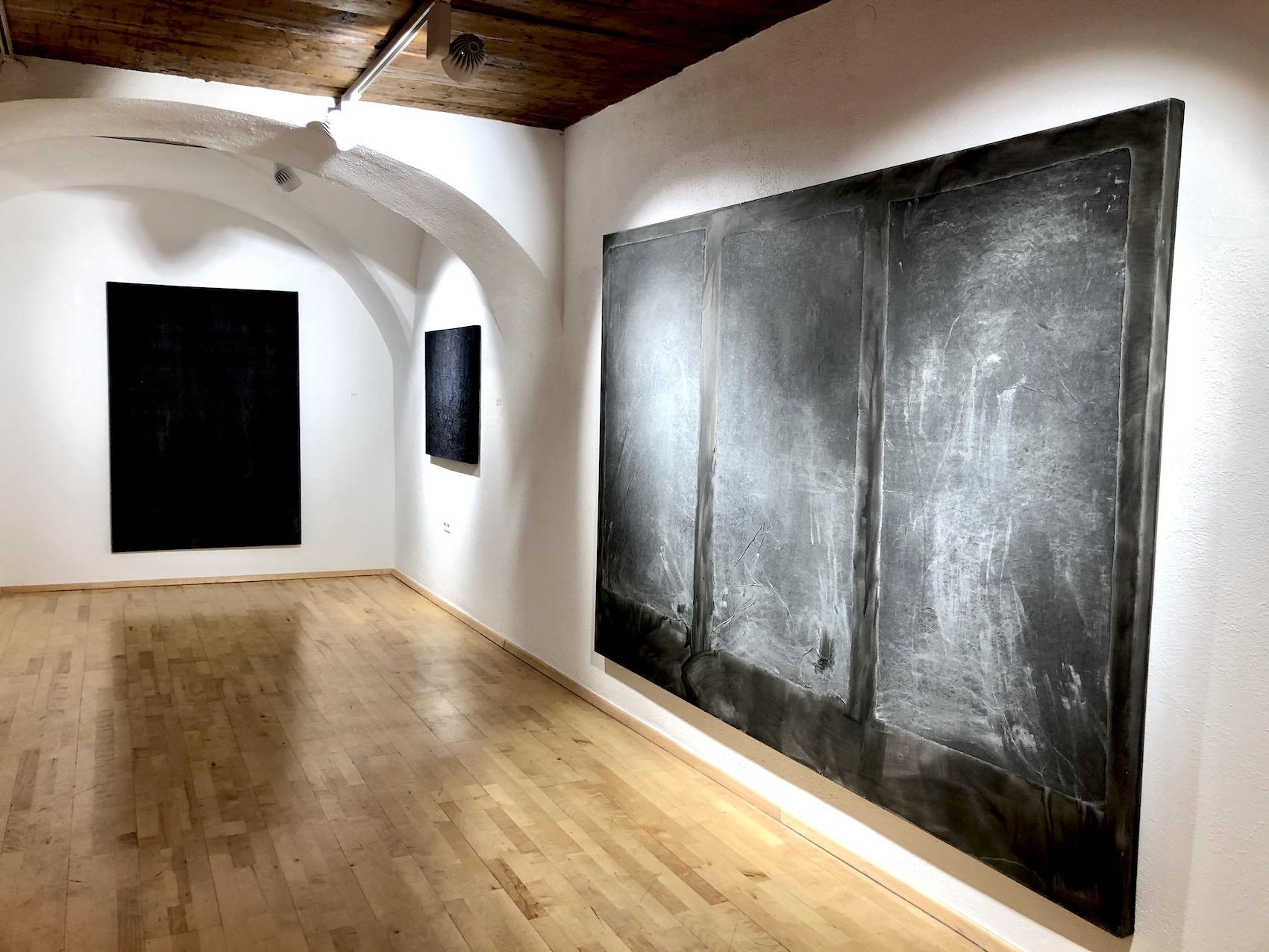 Ausstellung_Rudi Stanzel_Galerie Frank Wien