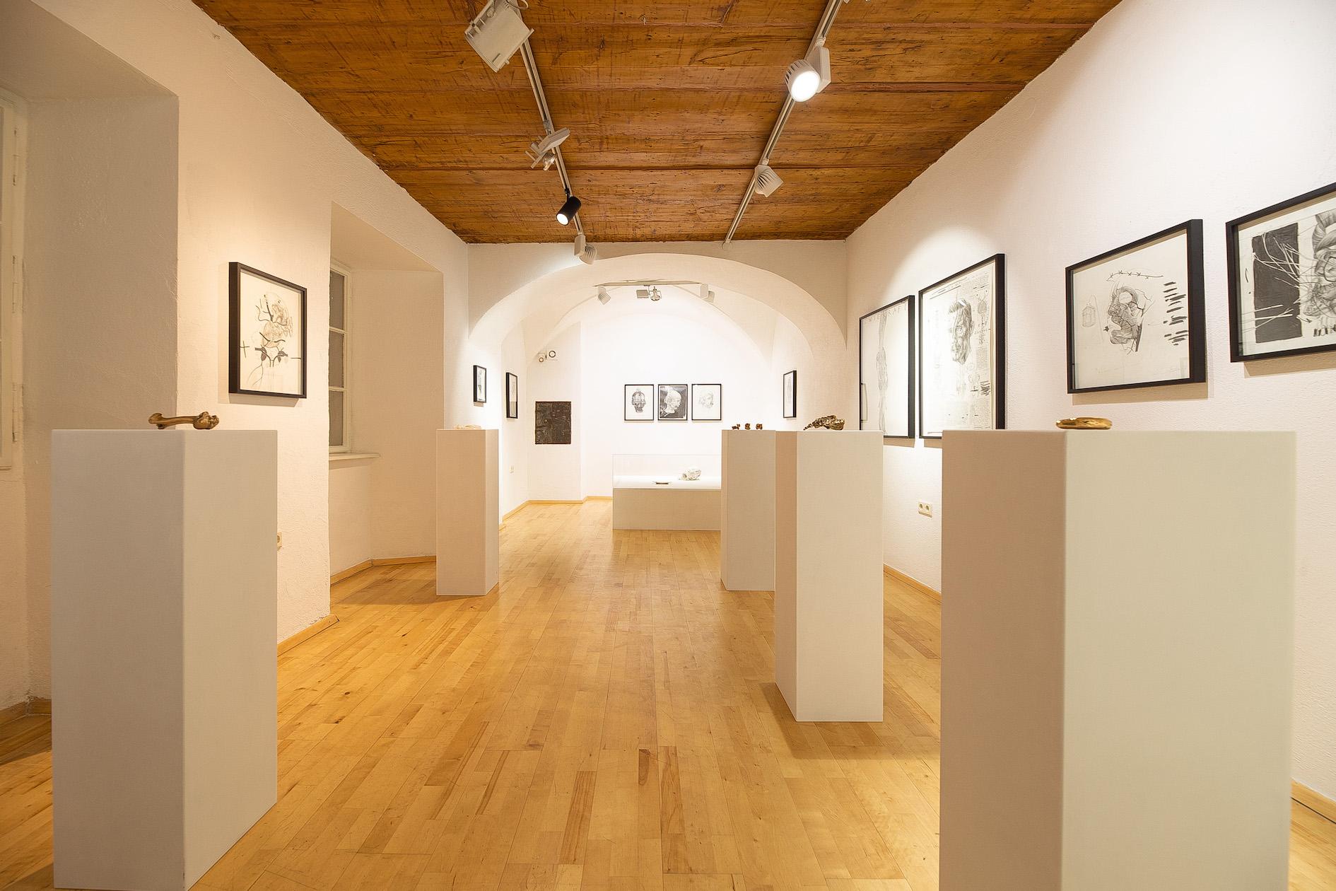 Ausstellung_Nani Hagg_TOMAK_Galerie Frank Wien_Raum hinten