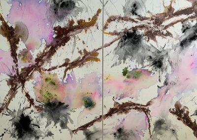 Monika Kus-Picco_Powerful_2020_Ausstellung_Galerie Frank Wien
