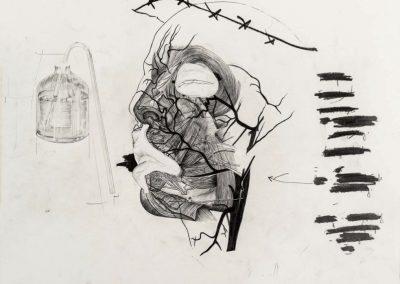 TOMAK_Können ihm Essig holen_2021_Ausstellung_Galerie Frank Wien