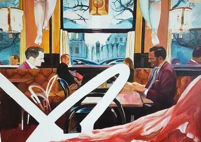Merlin Dickie_Note to self_Galerie Frank Wien