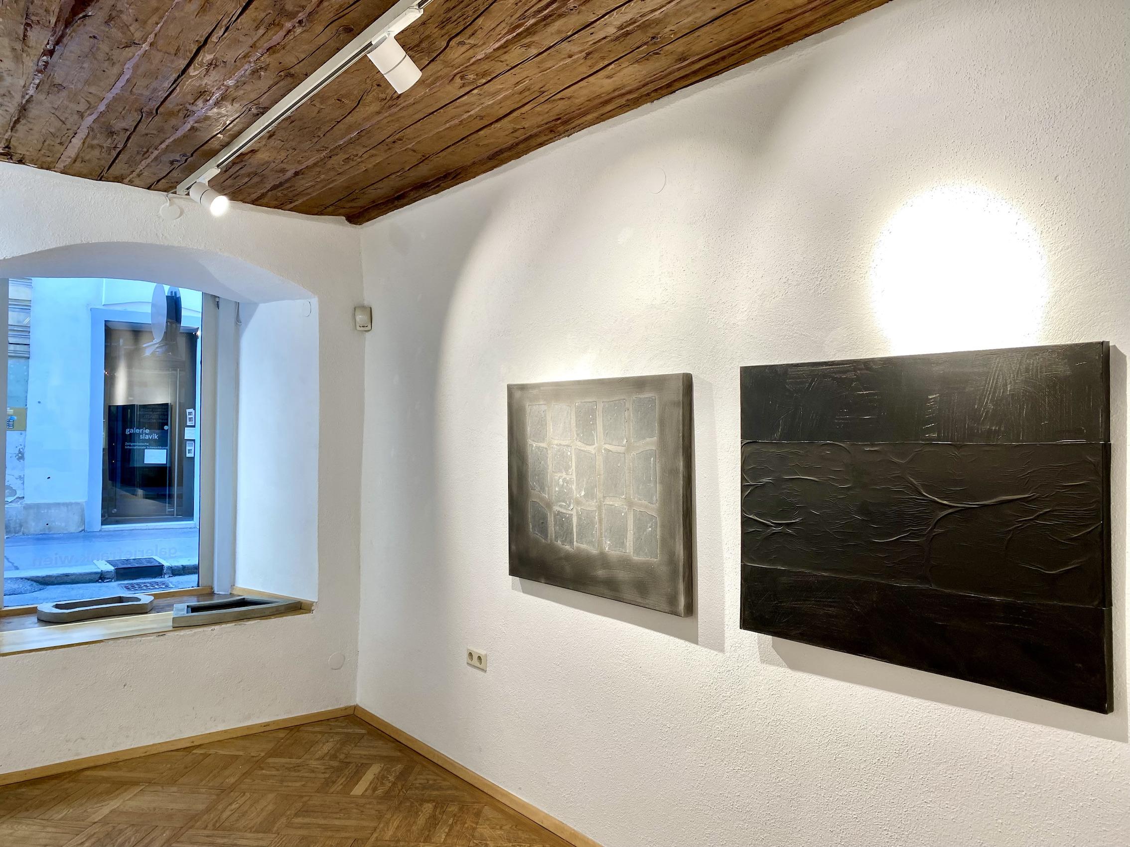 Rudi Stanzel_Ausstellung_Galerie Frank Wien