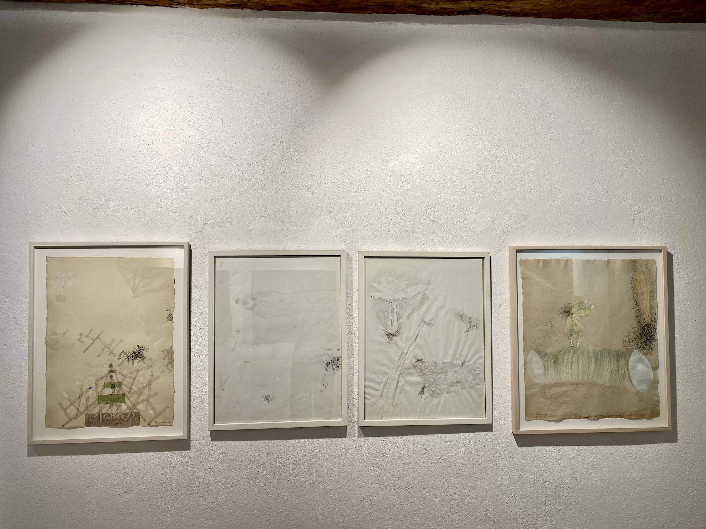 Tone Fink_Ausstellung_Galerie Frank Wien