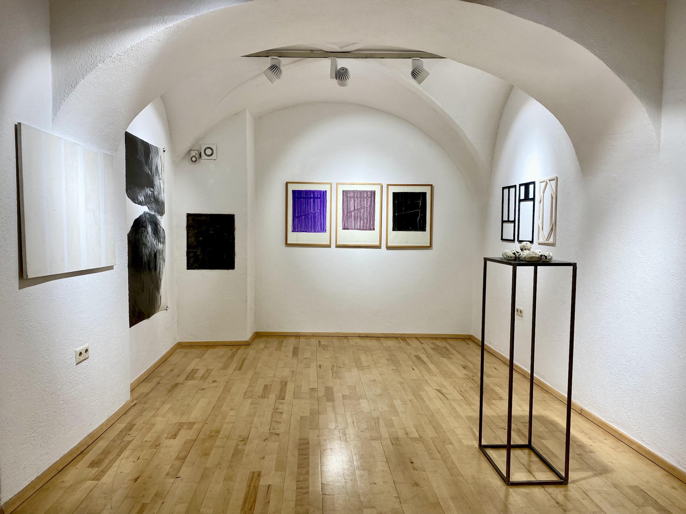 Rudi Stanzel_Ferdinand Penker_Marit Wolters_Bettina Schülke_Ausstellung_Galerie Frank Wien